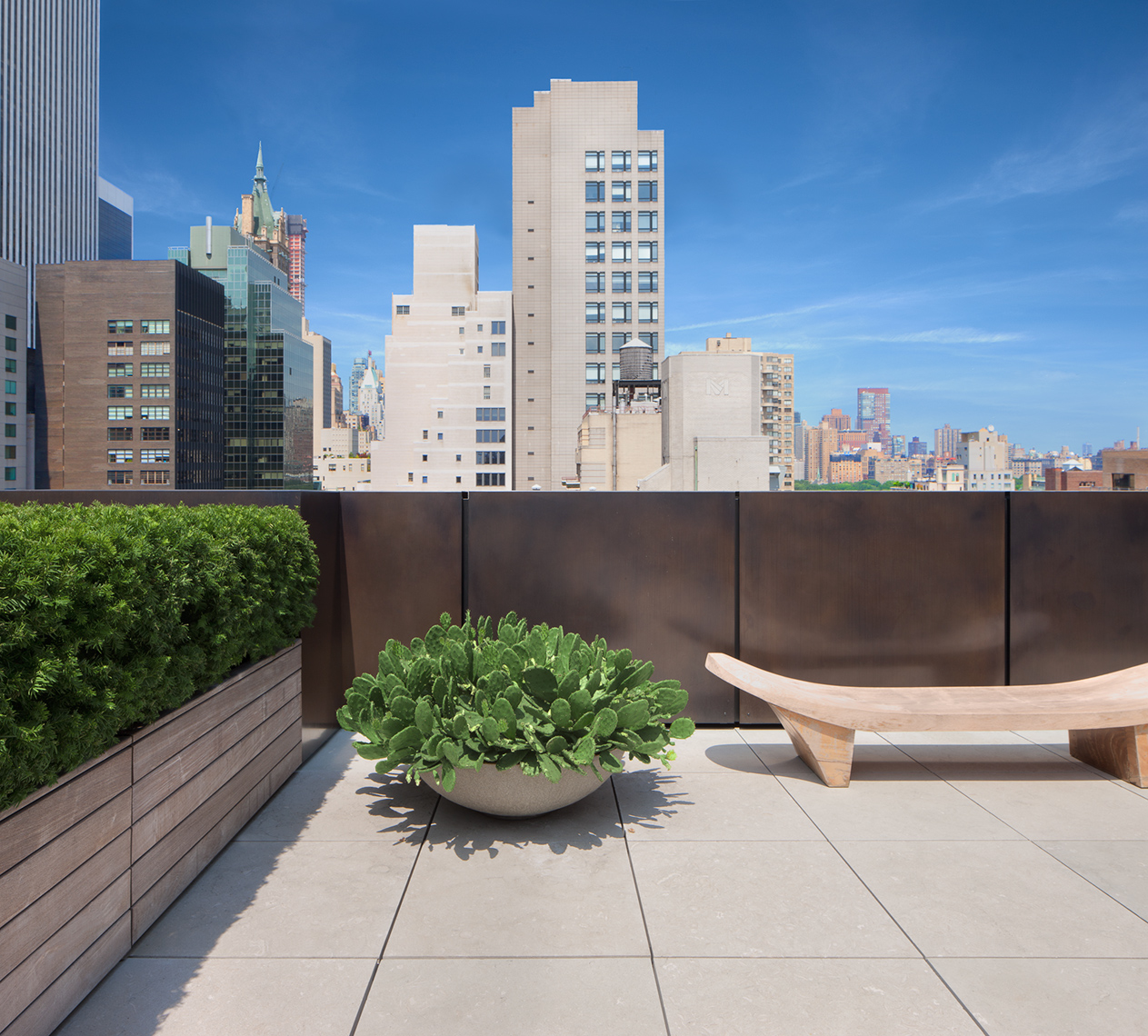 PARK AVENUE ROOFSCAPE